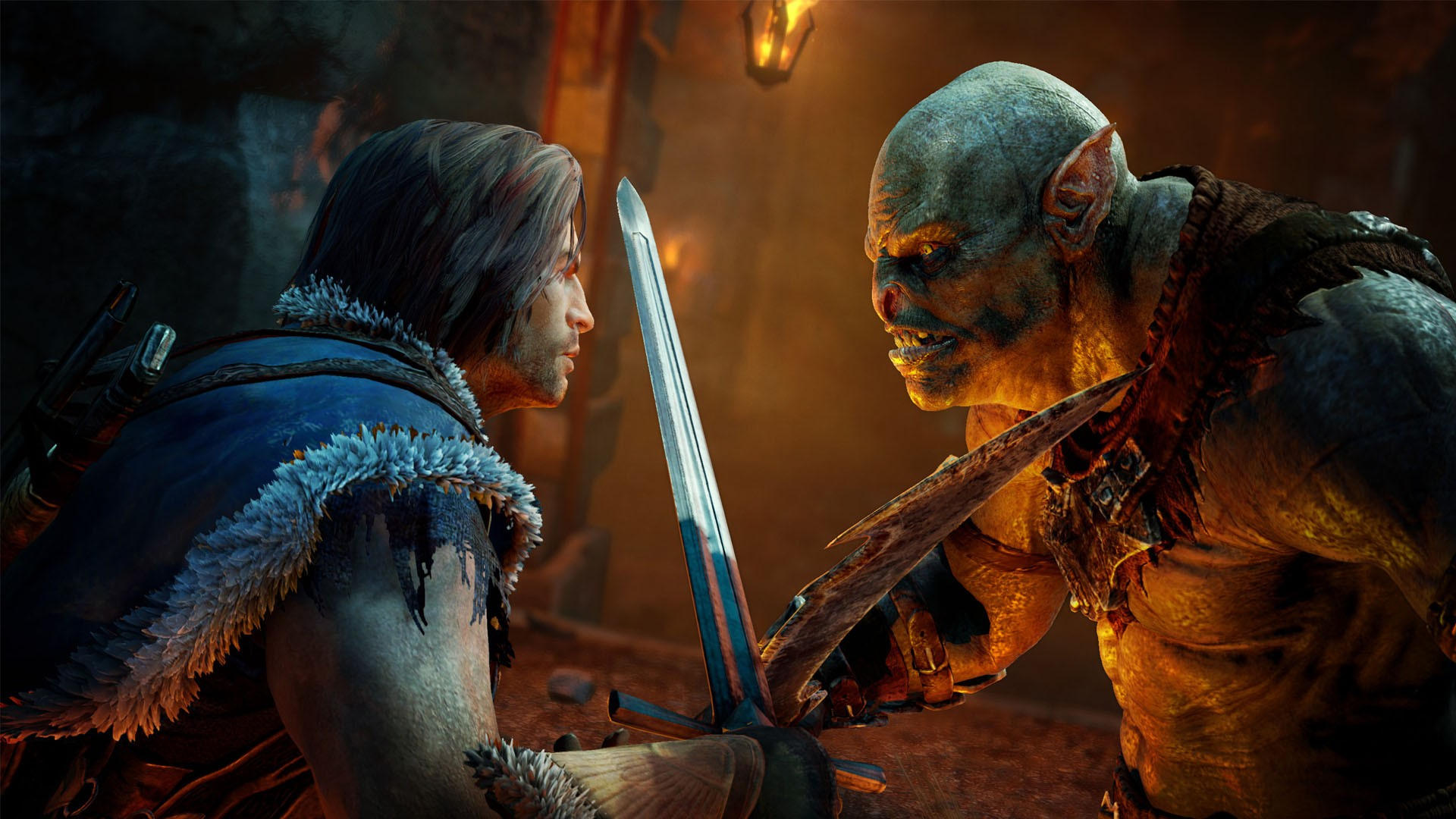 Скриншот 0 - Middle-earth: Shadow of Mordor Game of the Year Edition- Ключ Лицензии.