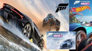 Forza Horizon 3 Ultimate (PC)+Все имеющие DLC (Работает сетевая игра)