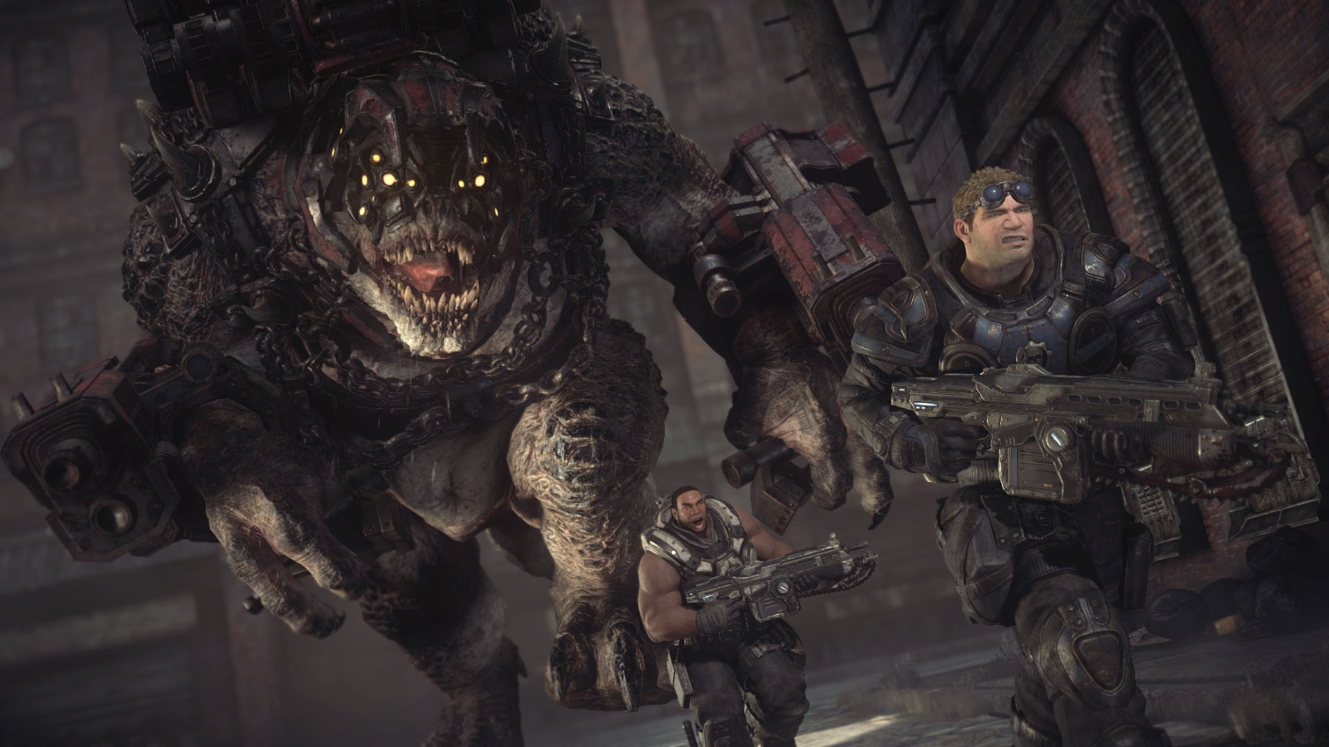 Скриншот 0 - Gears of War: Ultimate Edition (PC) Microsoft Store +АВТОАКТИВАЦИЯ