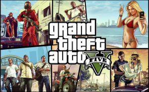 Grand Theft Auto V (PC) GTA 5 [Social Club] + подарок