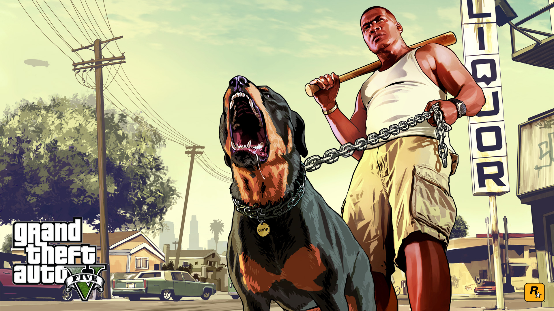 Скриншот 0 - Grand Theft Auto V – АКТИВАЦИЯ в ROCKSTAR SOCIAL CLUB (Лицензия)