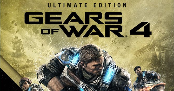 Gears of War 4: Ultimate+Sea of Thieves+AUTOACTIVATION+YOUR NICK+LICEN