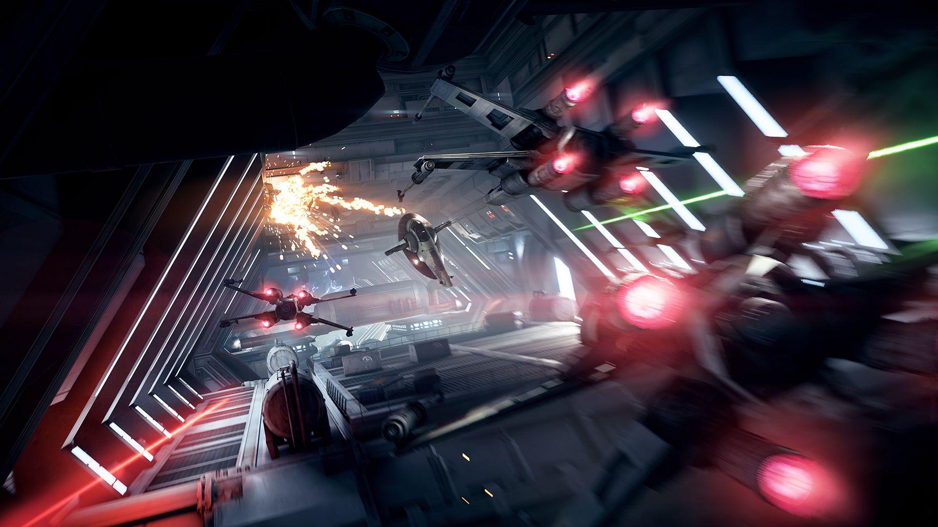 Скриншот 0 - Star Wars Battlefront II+Battle of Geonosis (RUS)+ ВСЕ ВЫШЕДШИЕ DLC [Оффлайн активация]