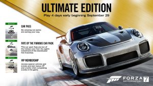 Forza Motorsport 7 ULTIMATE+ПОДАРКИ+АВТОАКТИВАЦИЯ+ОНЛАЙН  (Region Free) PC (Windows10)