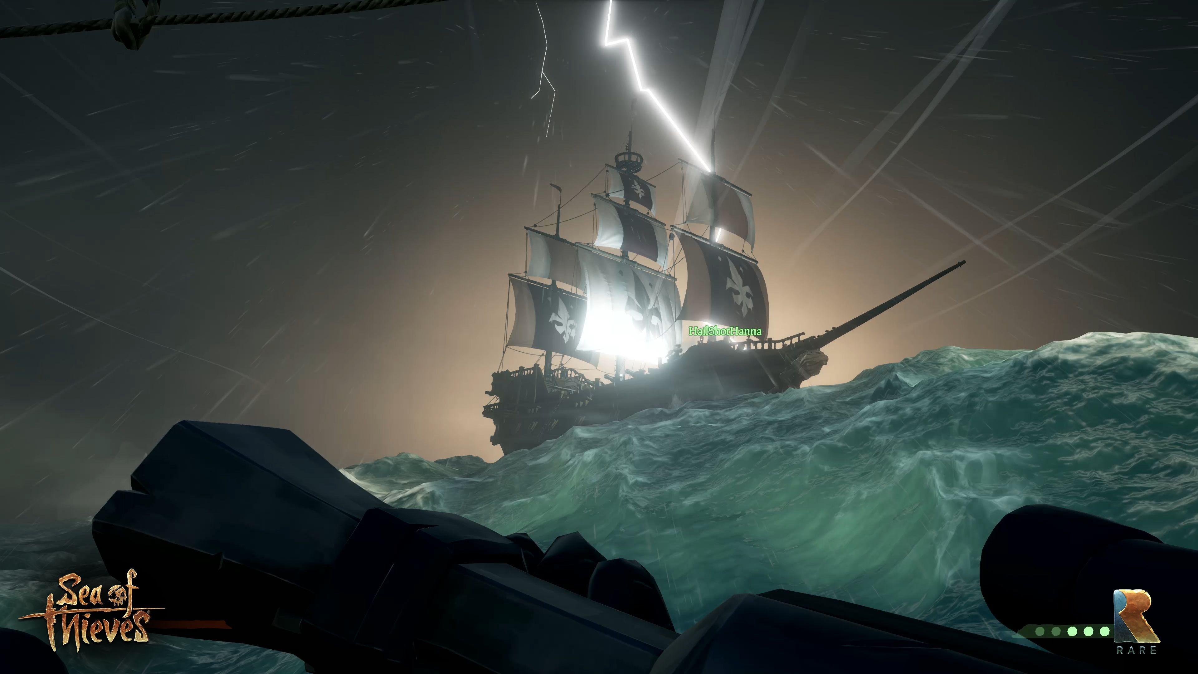 Скриншот 0 - Sea of Thieves + бонус  Black Dog (Windows Store)  (РАБОТАЕТ СЕТЕВАЯ ИГРА)
