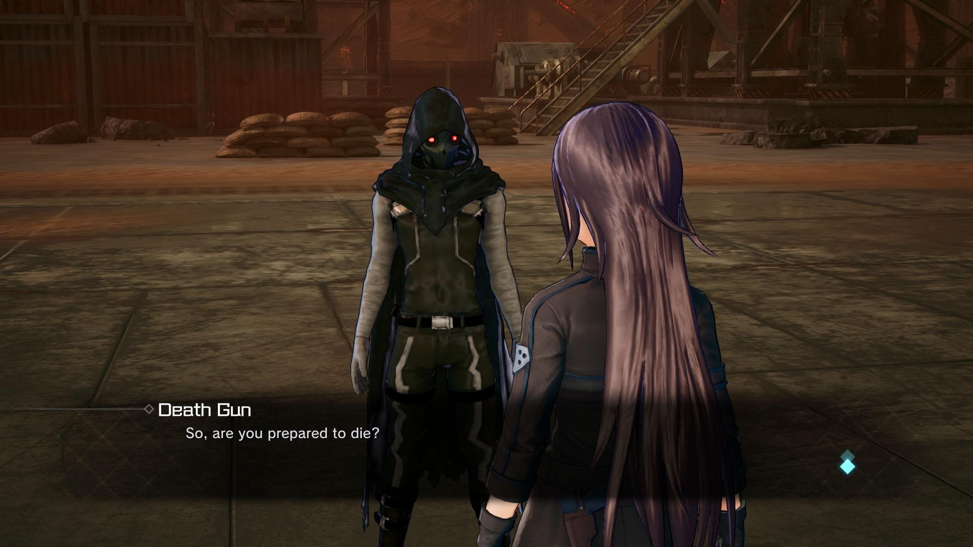 Скриншот 0 - Sword Art Online: Fatal Bullet (Оффлайн активация) Deluxe Edition