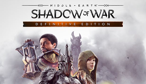 HALO WARS 2: COMPLETE+MIDDLE-EARTH: SHADOW OF WAR DEFINITIVE+