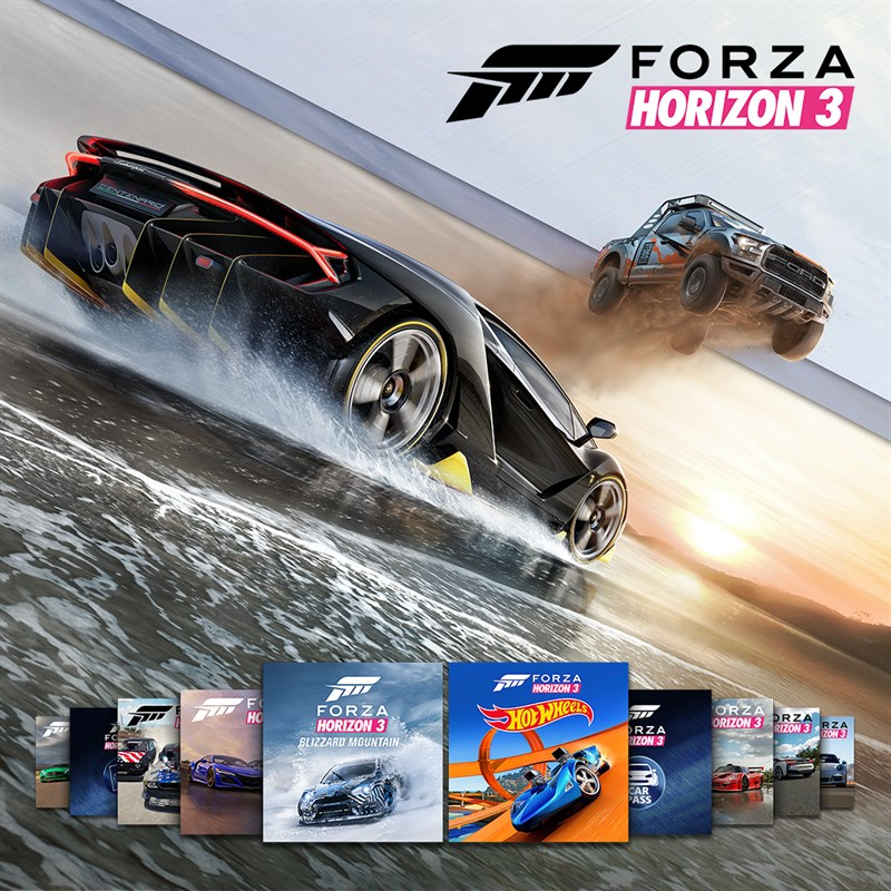Скриншот 0 - Forza Horizon 4 ULTIMAT+9 Game+АВТОАКТИВАЦИЯ+ОНЛАЙН