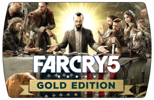 АРЕНДА FAR CRY 5 GOLD EDITION+Hours of Darkness