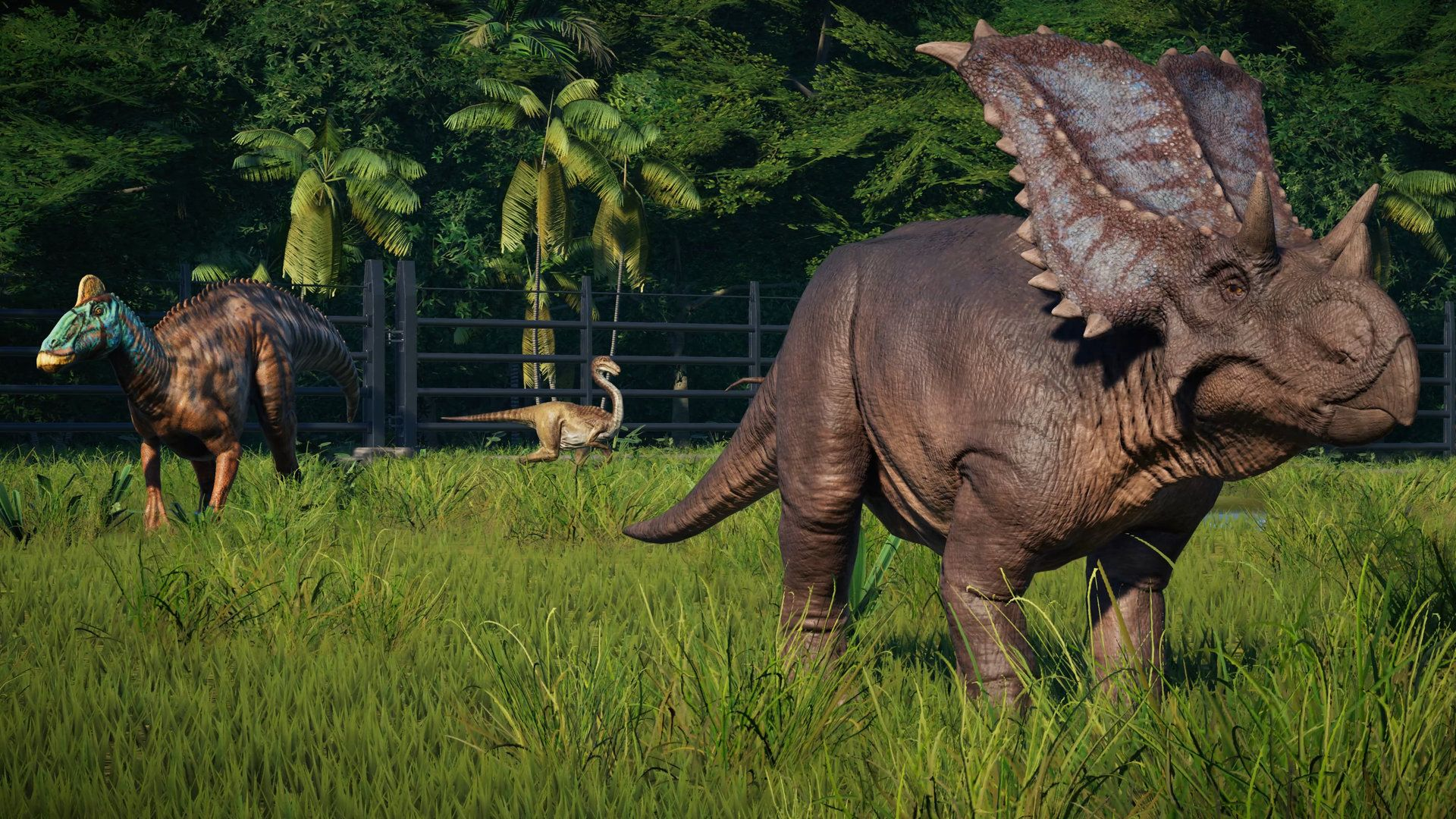 Скриншот 0 - Jurassic World Evolution Deluxe+ВСЕ DLC [оффлайн активация]