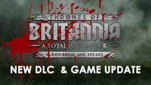 Total War Saga: Thrones of Britannia+ Blood, Sweat and Spears – Оффлайн Активация