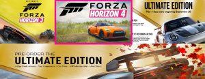 Forza Horizon 4+FH3+FH7 Ultimate+АВТОАКТИВАЦИЯ+ЛИЦЕНЗИЯ