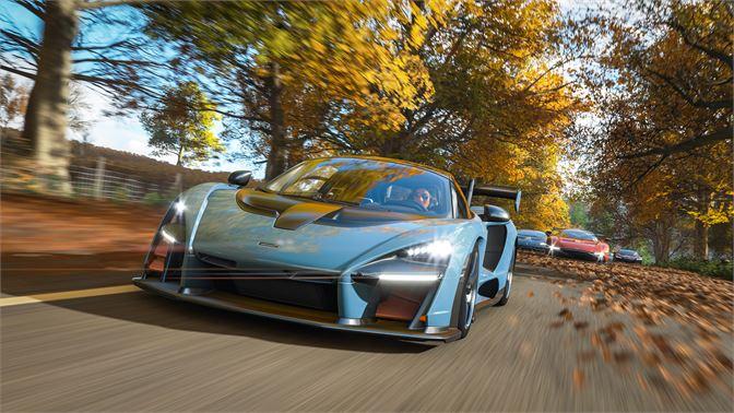Forza Horizon 4 Standard+Forza Horizon 3 Delux+Auto-Activation