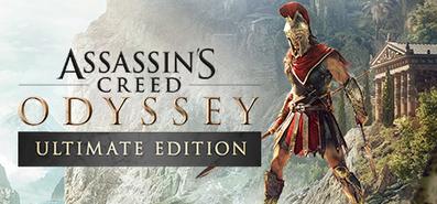 Скриншот 0 - Аккаунт (ЛИЦЕНЗИЯ) Assassin's Creed Odyssey – Ultimate Edition