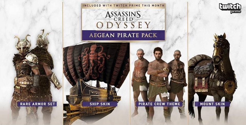 Скриншот 0 - Assassin's Creed Odyssey ULTIMATE (v1.5.1)+ВСЕ DLC (Uplay)+ DLC  Судьба Атлантиды 3 эпизод (ФИНАЛ)