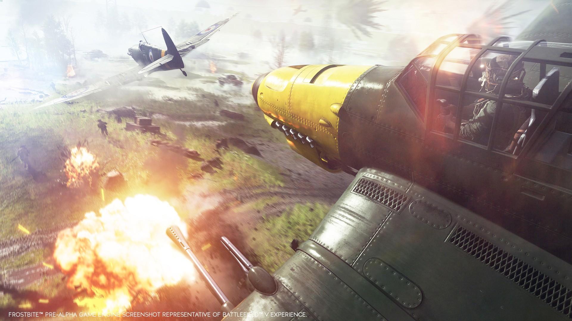 Скриншот 0 - Battlefield V ОНЛАЙН + ГАРАНТИЯ + ORIGIN