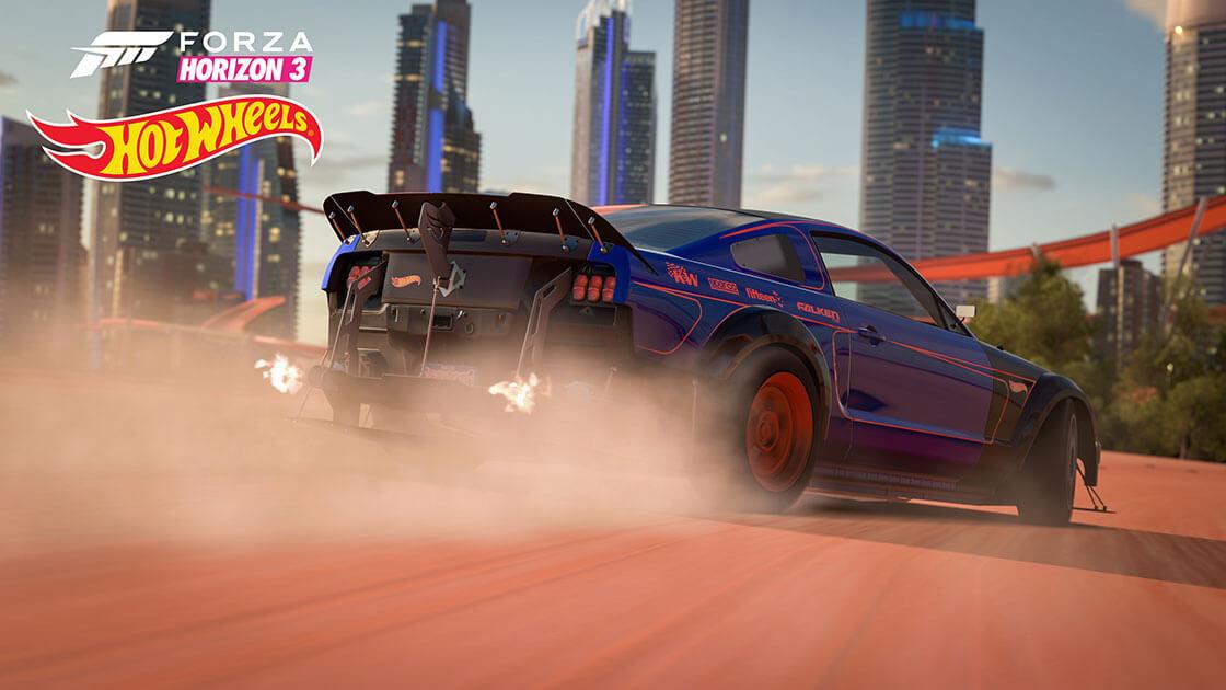 Скриншот 0 - Forza Horizon 3 Ultimate+HotWheels+АВТОАКТИВАЦИЯ+ОНЛАЙН