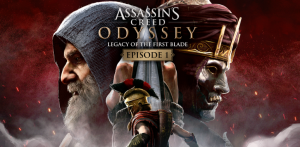 Assassin's Creed Odyssey ULTIMATE: Legacy of the First Blade Episode 1-2 (v1.3)+ВСЕ DLC (Оффлайн АктивацияUplay)