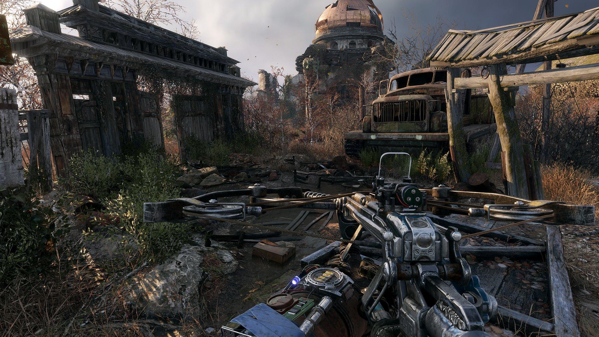 Скриншот 0 - METRO EXODUS+DLC- Два полковник (Ranger Update)+Бонус предзаказа [ОФФЛАЙН АКТИВАЦИЯ ](REGION FREE)
