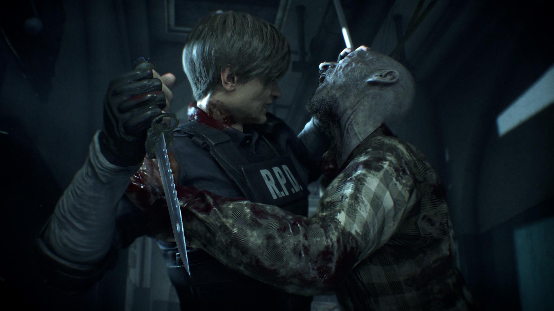 Скриншот 0 - Купить ключ для игры RESIDENT EVIL 2 Deluxe Edition для STEAM