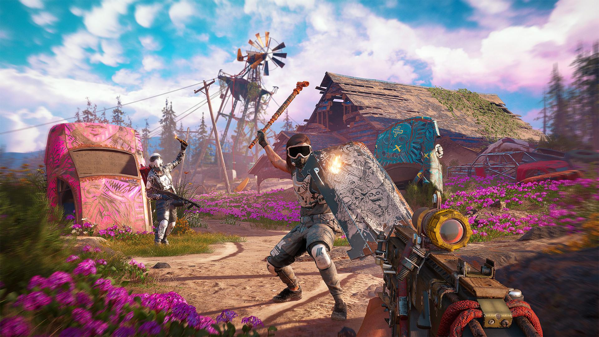 Скриншот 0 - Far Cry New Dawn – Deluxe (Оффлайн АктивацияUplay) (Region Free)