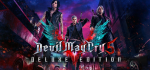 Devil May Cry 5  Deluxe Edition ключ для STEAM