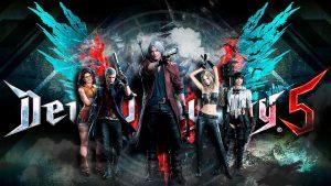 Devil May Cry 5 Standard ключдля STEAM