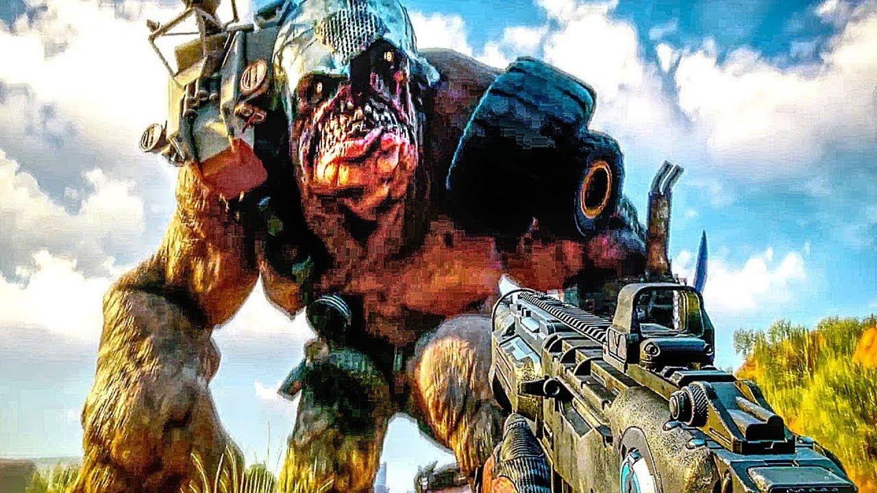 Скриншот 0 - Ключ для игры Rage 2 Deluxe Edition для Bethesda.net