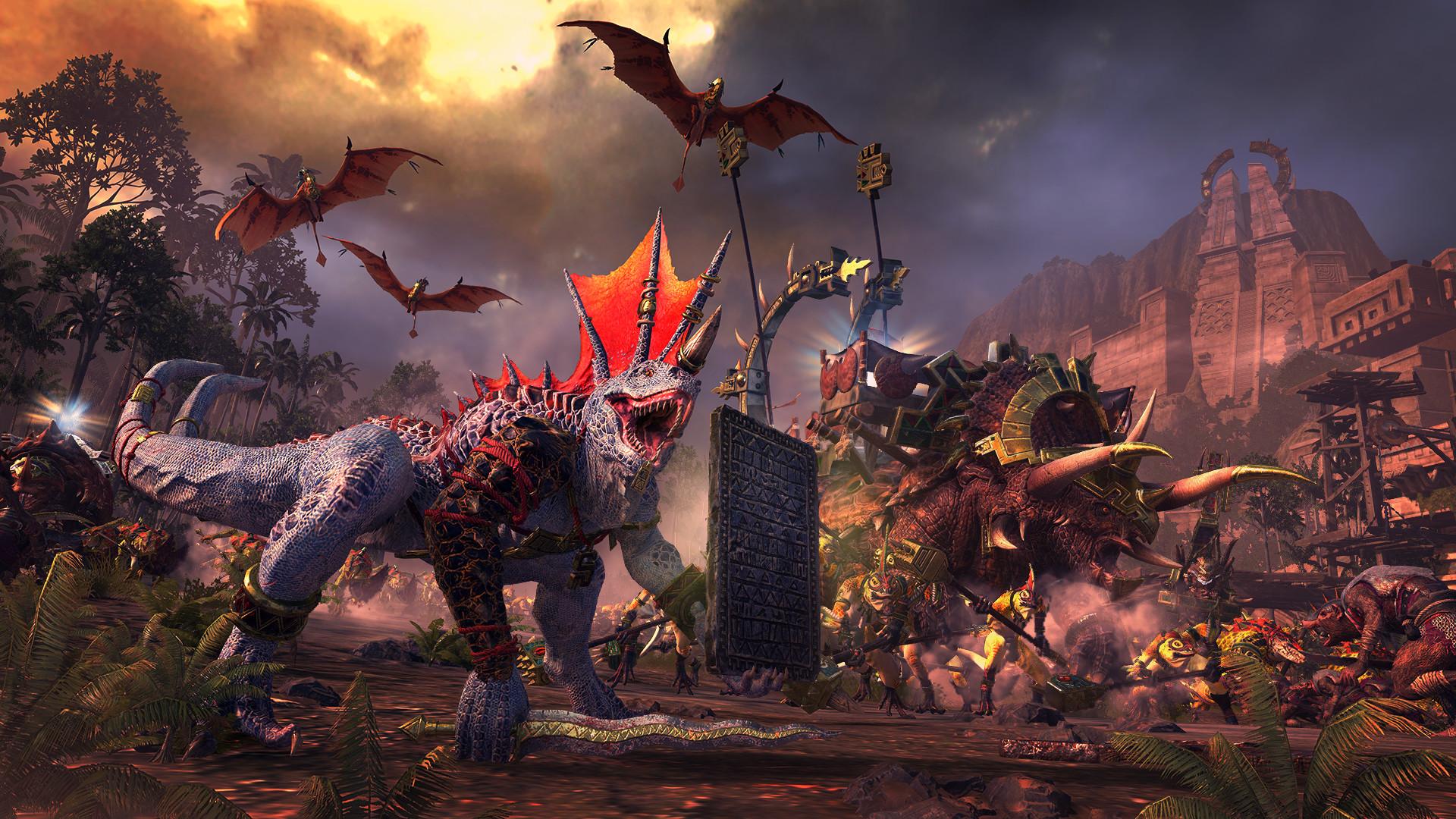 Скриншот 0 - Total War: WARHAMMER II- The Prophet & The Warlock+ ВСЕ DLC
