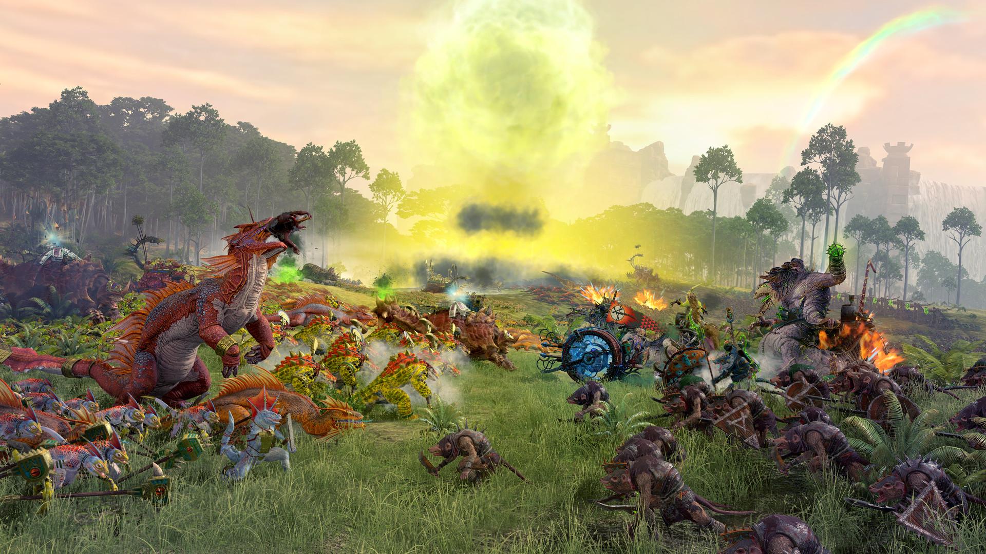 Скриншот 0 - Total War: WARHAMMER II +The Shadow &amp The Blade+ ВСЕ DLC (Region Free)