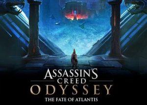 Assassin's Creed Odyssey ULTIMATE (v1.2.4)+ВСЕ DLC (Uplay)+ DLC  Судьба Атлантиды 3 эпизод (ФИНАЛ)
