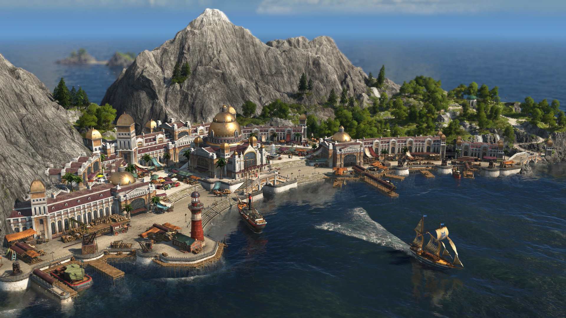 Anno 1800 – Deluxe Edition [Uplay account] Warranty – Denuvo-ENG