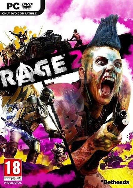 Скриншот 0 - RAGE 2 – Deluxe Edition [ОФФЛАЙН АКТИВАЦИЯ STEAM ](REGION FREE)