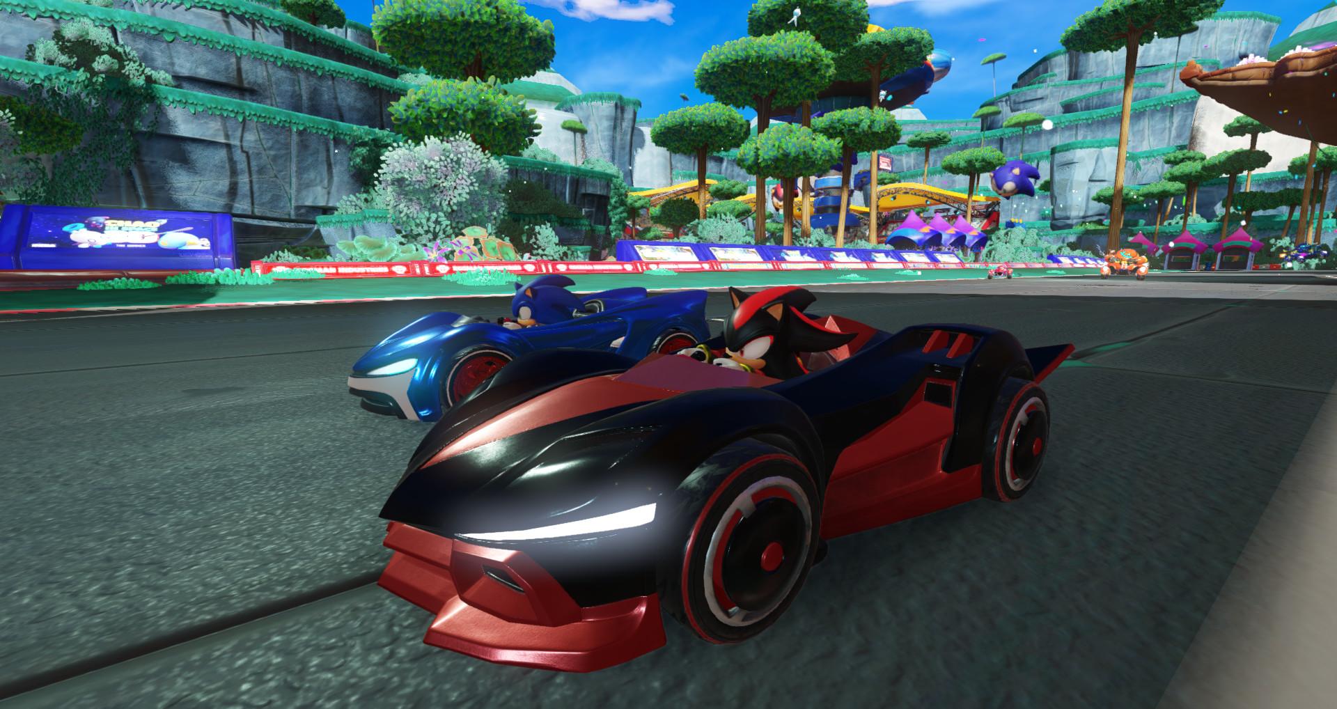 Скриншот 0 - Team Sonic Racing [ОФФЛАЙН АКТИВАЦИЯ STEAM ](REGION FREE)