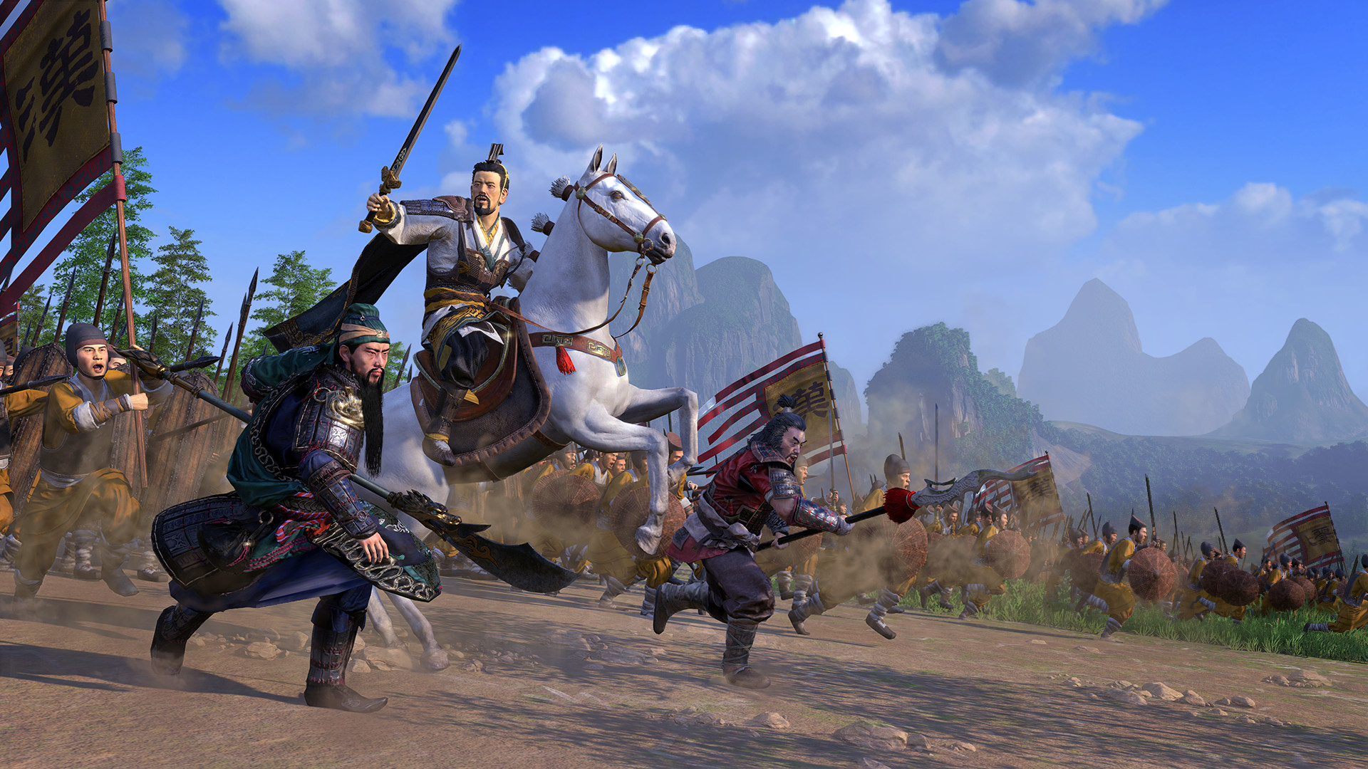 Total War: THREE KINGDOMS +AUTO ACTIVATOR +WARRANTY (Region Free