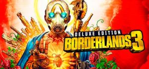 Ключ для игры Borderlands 3  Deluxe Edition для Epic Games