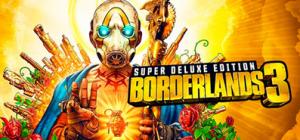 Ключ для игры Borderlands 3 Super Deluxe Edition для Epic Games