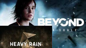 HEAVY RAIN+Beyond: Two Souls [АВТОАКТИВАЦИЯ] PC (Region Free)