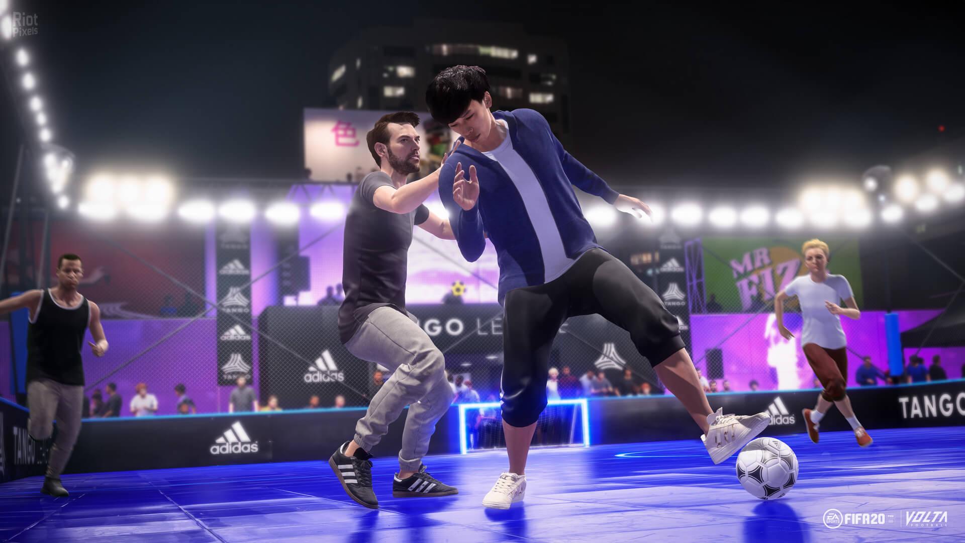 Скриншот 0 - FIFA 20 Ultimate САМОАКТИВАЦИЯ (RUS)