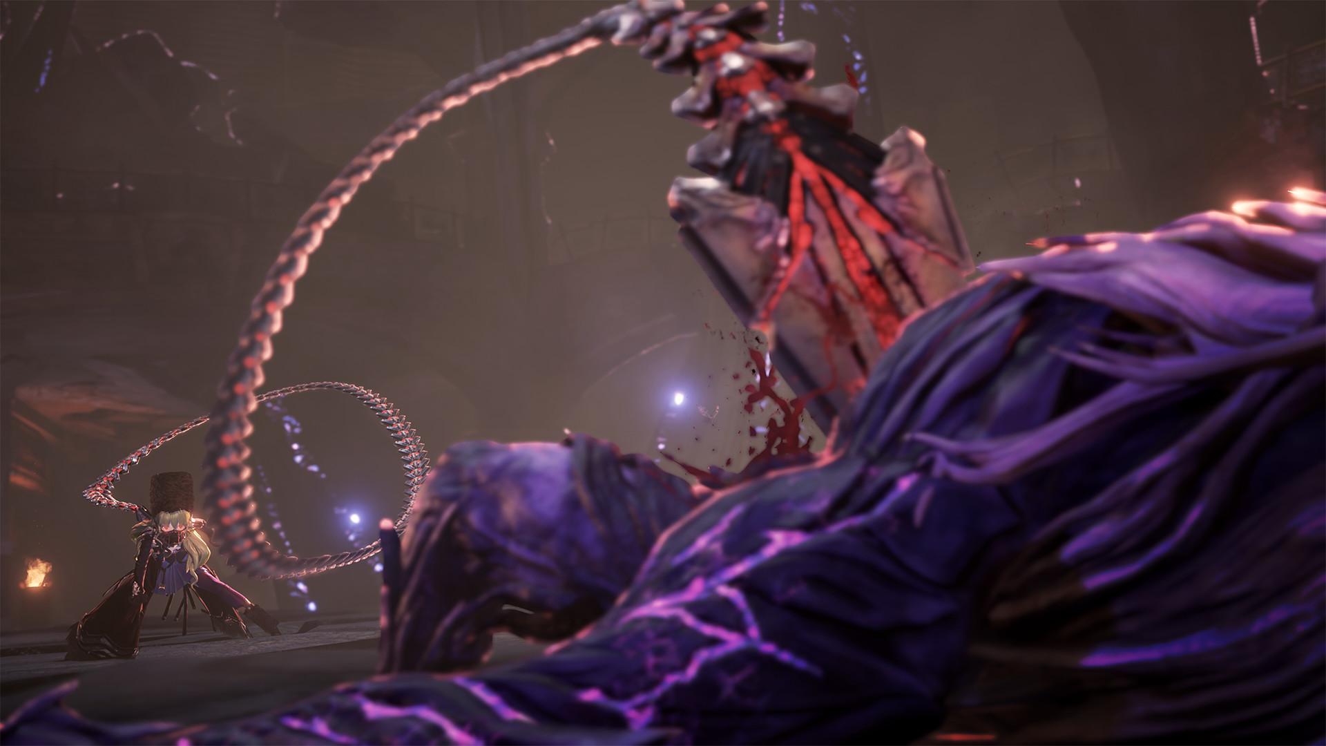 Скриншот 0 - CODE VEIN: Deluxe+Hellfire Knight [АВТОАКТИВАЦИЯ-ОФФЛАЙН] PC