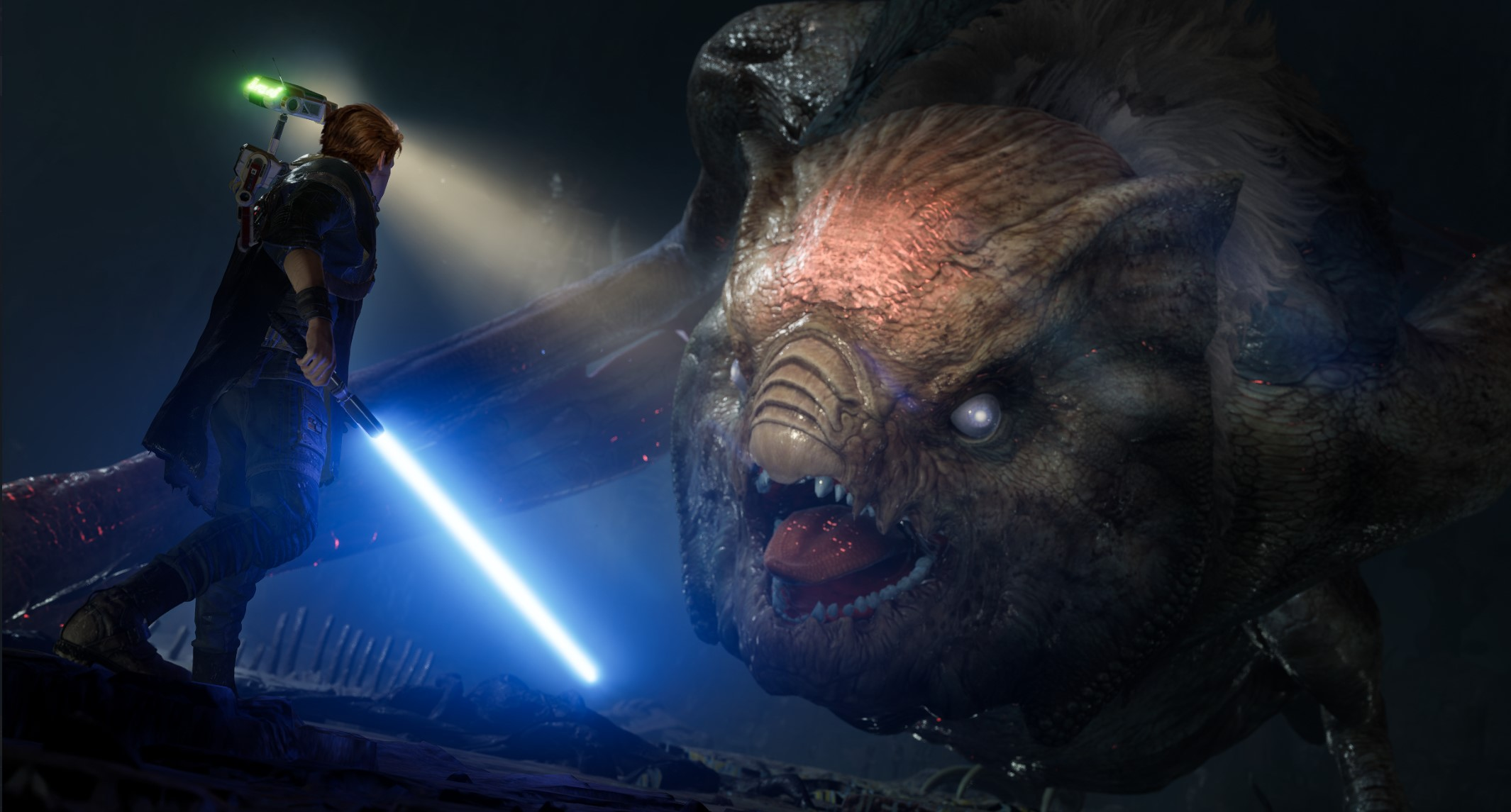 Скриншот 0 - Star Wars: Jedi Fallen Order DELUXE (RUS) +ПАТЧ [ОФФЛАЙН ] (REGION FREE)