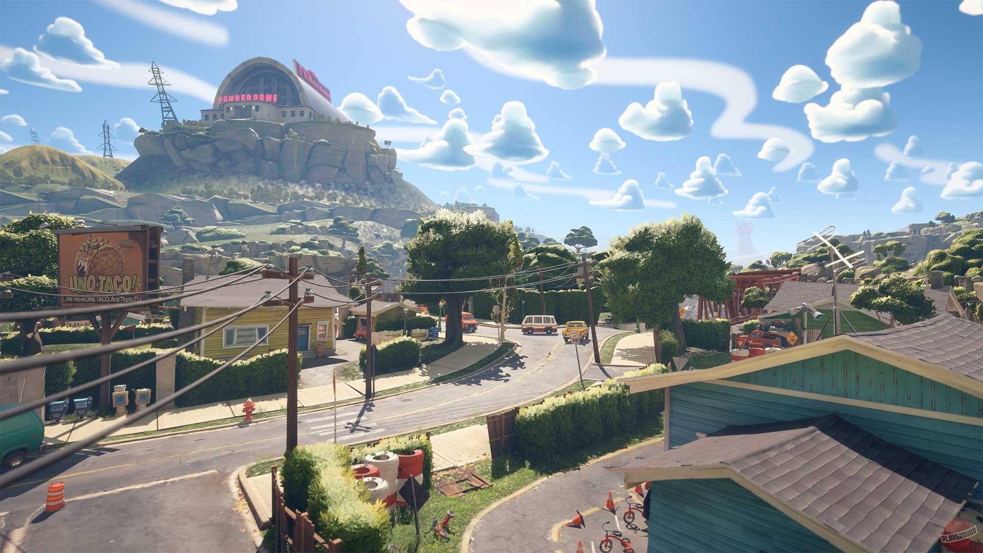 Скриншот 0 - Plants vs. Zombies: Battle for Neighborville + Подарки