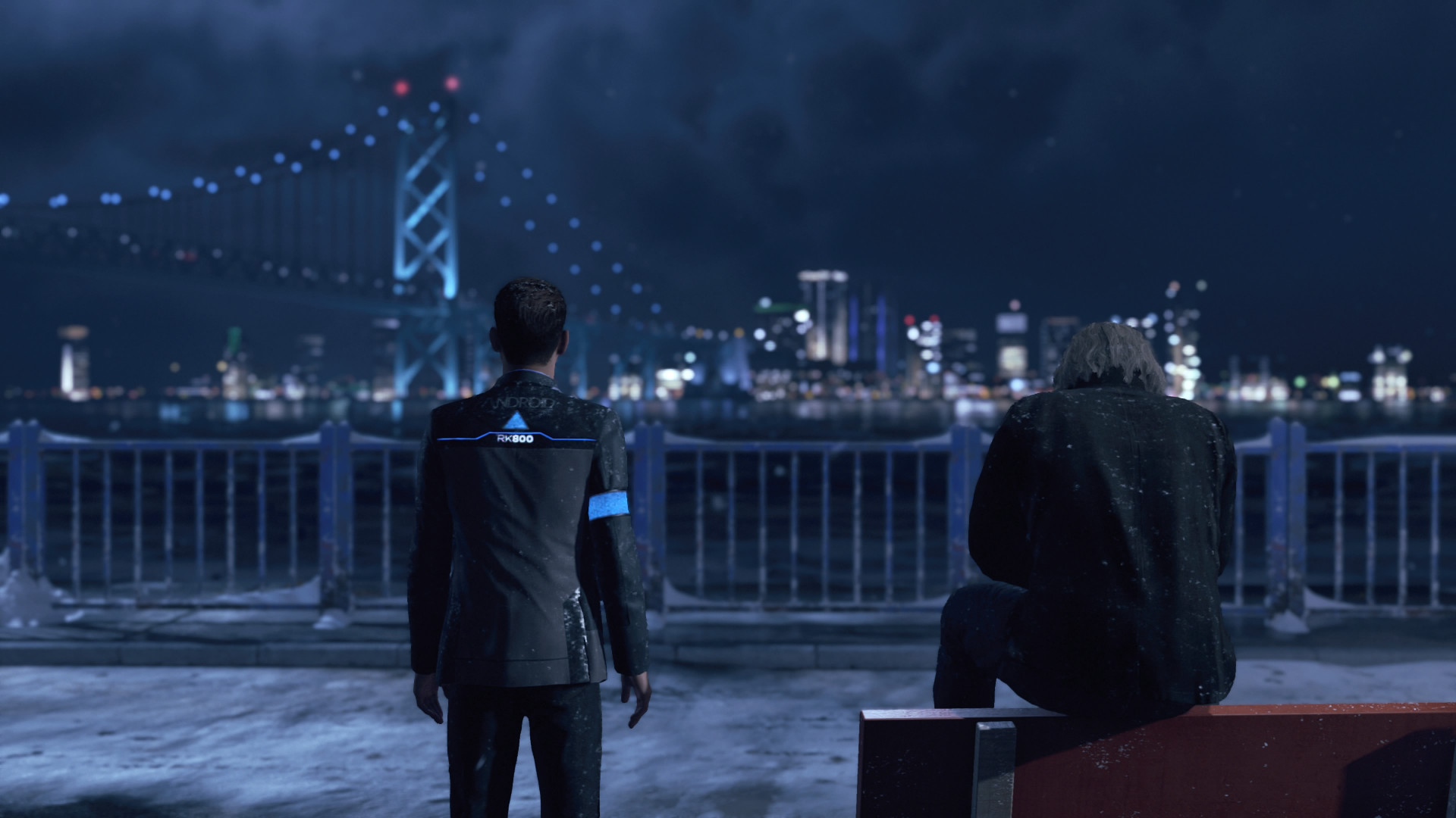 Скриншот 0 - Detroit: Become Human+АВТОАКТИВАЦИЯ🔴 PC