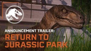 Jurassic World Evolution+ВСЕ DLC+Return To Jurassic Park [оффлайн активация]