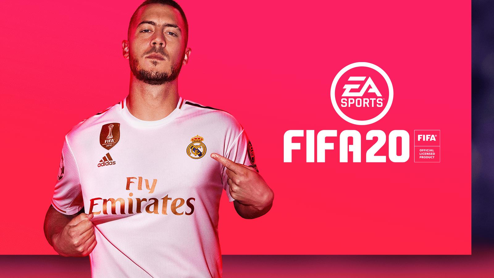 FIFA 20 (GLOBAL) + ПОДАРОК