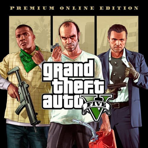 Grand Theft Auto V: Premium Online Edition Ключ Лицензия (Rockstar Launcher)