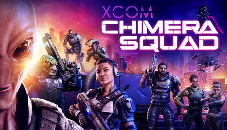 Купить ключ для игры XCOM: Chimera Squad для STEAM