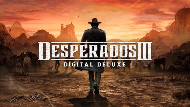 Desperados III: Digital Deluxe Edition (Steam KEY)