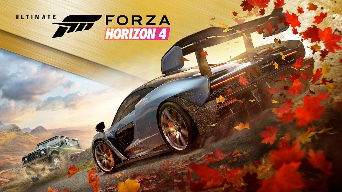 Forza Horizon 4: Ultimate  со скидкой, Ключ 🔑 PC Win10/XBOX ONE