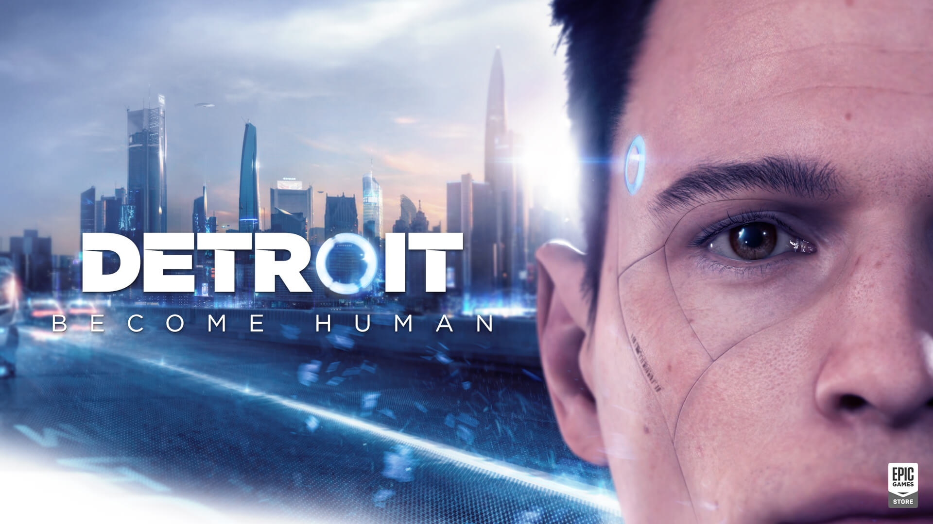 Detroit: Become Human+Grand Theft Auto V+35-40 игр Epic Games